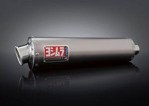 details zu yoshimura rs 3 exhaust pipe titanium bolt on suzuki gsx r750 gsxr 750 04 05