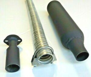 details about firman generator exhaust extension muffler