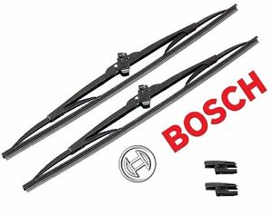 NEW Set of 2 Front Windshield Wiper Blades 18