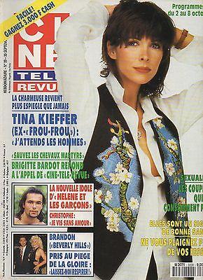 Tina Kieffer Frou Frou : kieffer, REVUE, N°39, Kieffer, Sophie, Marceau, Brigitte, Bardot