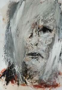 Figurative Art : figurative, Abstract, Portrait, Painting-, Figurative