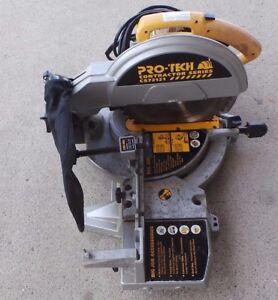 Pro Tech Miter Saw 7207
