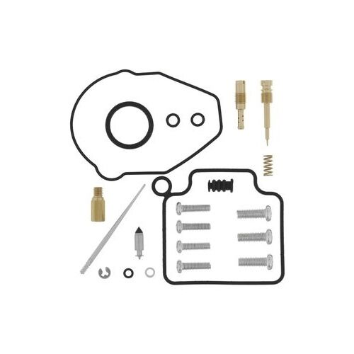 QuadBoss Carburetor Carb Rebuild Kit for Honda 1987-88 TRX