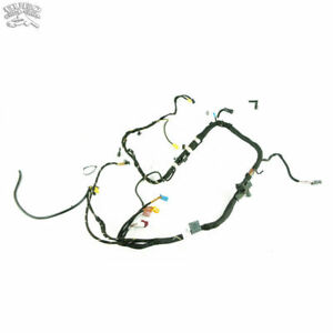 SEAT WIRING WIRE HARNESS LEFT Mercedes W215 CL500 2000 00