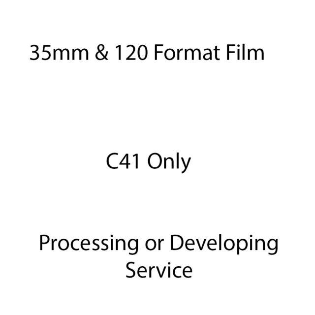 2 x Fujifilm 35mm or 120mm E-6 Film Pre-Paid Processing