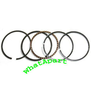 GY6 50cc Piston ring set (39mm) for QMB139 Scooter, ATV