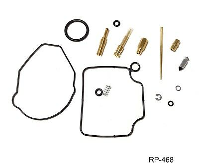 New CARBURETOR Rebuild Repair Kit for Honda TRX250X 1987