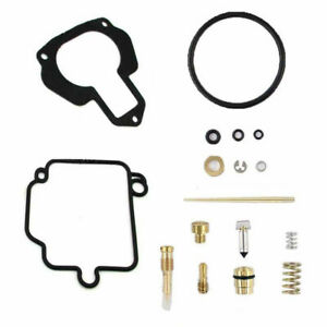 Carburetor Carb Rebuild Kit Repair For 1988-2004 Yamaha