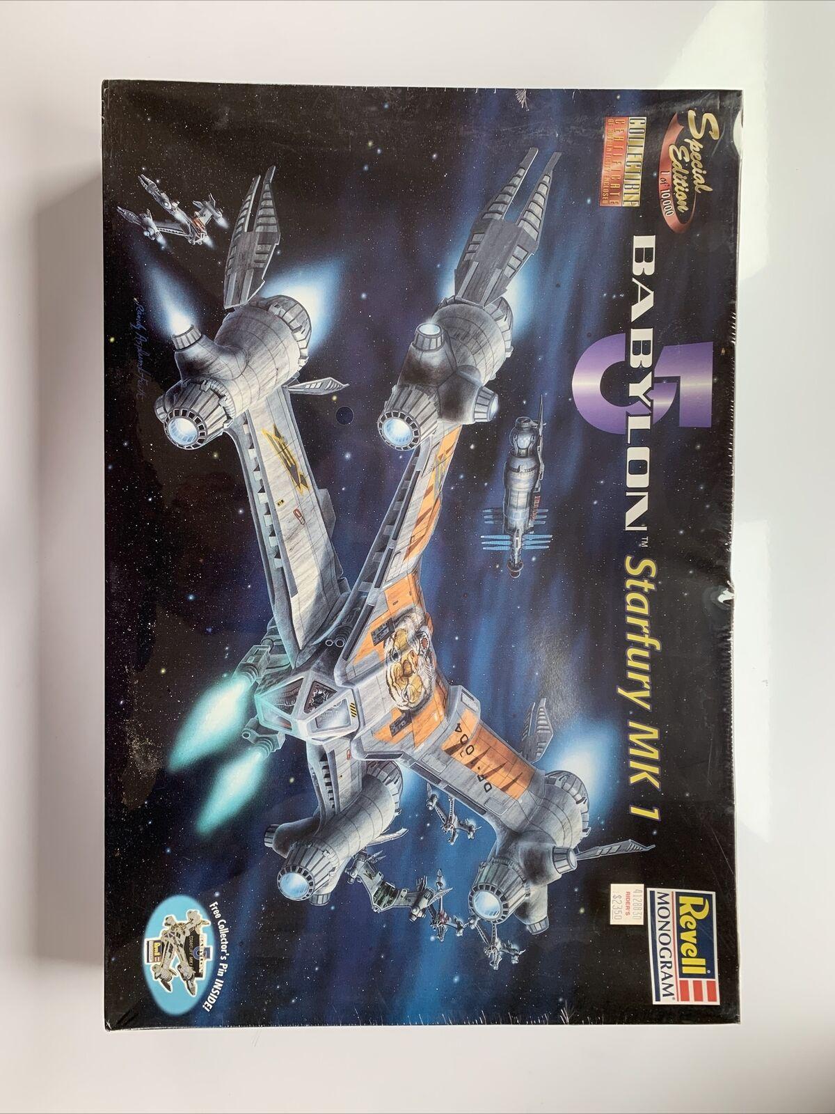 Babylon 5 Model : babylon, model, Babylon, Starfury, Model, Revell, Monogram, 04819, Decal, Sheet, Online