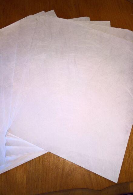 tyvek paper 10 sheets