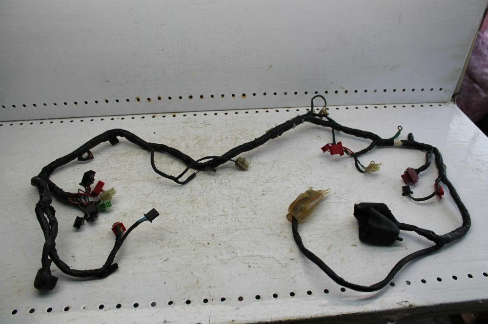 medium resolution of hurricane wiring harness wiring diagram info 88 honda cbr600f cbr 600 f f1 hurricane wire harness