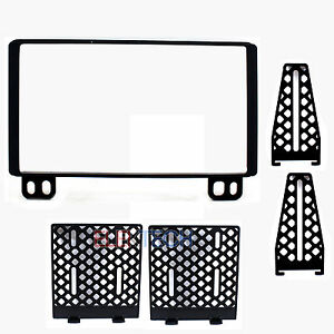 Double DIN Radio Dash Replacement Mounting Kit for 2002