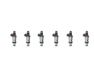 2000-2004 Acura RL 6 Fuel Injectors 3.5L, C35A1 6/ MP55061