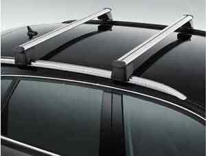 details about genuine audi q5 roof bars 2009 2012