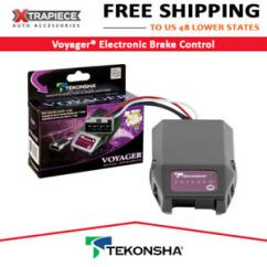 Tekonsha Voyager Specs Rockford Fosgate Punch P200 2 Wiring Diagram Electronic Brake Control Proportional For 1 To 4 Image Is Loading