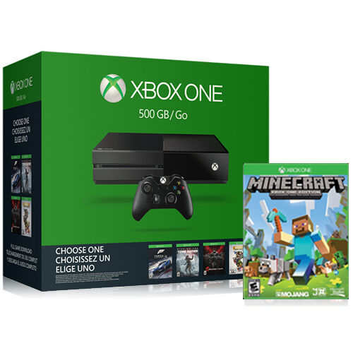Microsoft-Xbox-One-500GB-Name-Your-Game-Bundle-Minecraft-disk