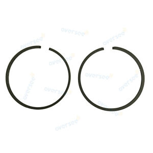 6G1-11610-00-00 Piston Ring Set for Yamaha Outboard Engine