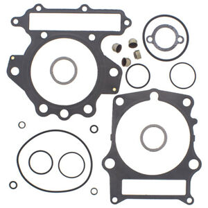 Top End Gasket Kit Fits YAMAHA YFM-600-FWA GRIZZLY 1998