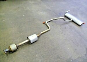 details about ford focus 1 0 ecoboost petrol full standard exhaust system 2018 2021 genuine