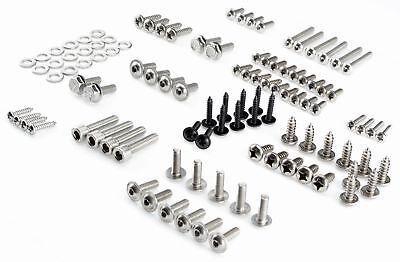 Complete Screw Kit Aprila Sr 50 Fairing Stainless Steel
