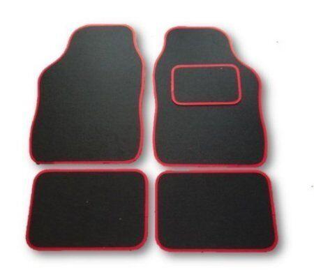pieces detachees pour automobile 2003 2008 s voiture universel tapis de sol noir rouge peugeot 307 cc pieces et accessoires pour automobile et motocyclette wealthemperor com