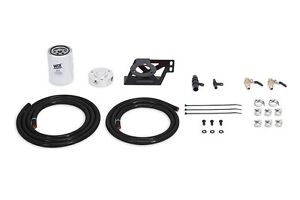 MISHIMOTO Coolant Filter Kit Black 08-10 Ford F-250 V8 6