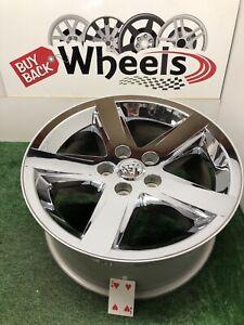"Dodge Ram 20 Inch Chrome Clad Wheels : dodge, chrome, wheels, 20"", 2009-2018, DODGE, CHROME, ALLOY, WHEEL"