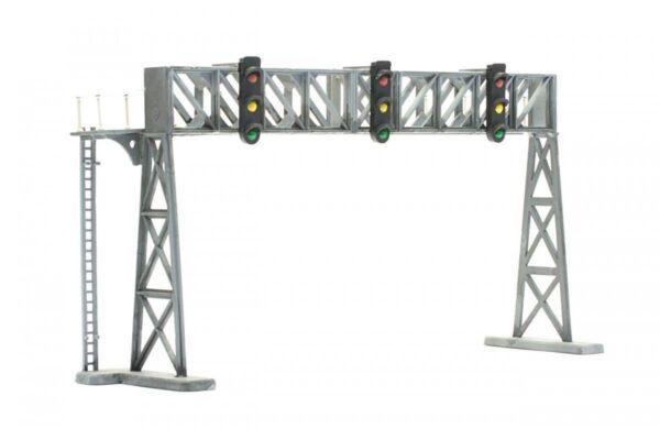 Dapol C017 Signal Gantry 00 Gauge Plastic Kit Railway