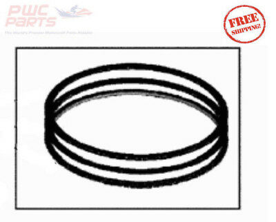 SeaDoo OEM BRP 0.25 OVER Piston Ring Set 2006-2018 4-TEC