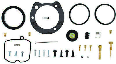 All Balls Carburetor Rebuild Kit Harley Davidson 2000-2006