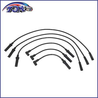 Brand New Spark Plug Wire Set For Jeep Wrangler W/ 3.8l V6