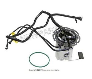 For Saab 9-3 Electric Fuel Pump Complete Assembly Walbro