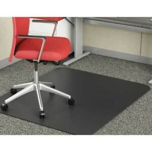 desk chair for carpet office chairs no arms uk floor mat protector rug pvc hard plastic home computer