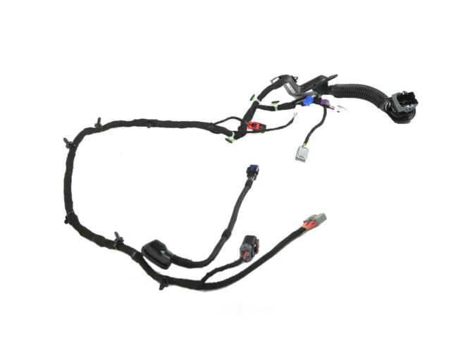 Door Wiring Harness Front Left Mopar 68292265AD fits 2018