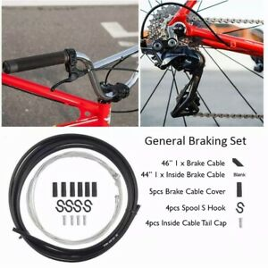 Universal Cycling Mountain Bike Bicycle Brake Cable Wire ...