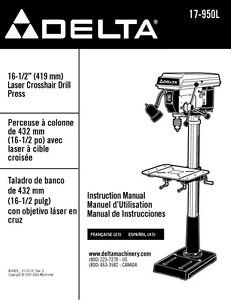 Delta 17-950L 16 1/2