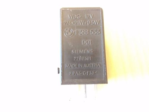 small resolution of oem bmw z3 96 02 e36 hazard flasher relay module siemens 61361388533 1388533 for sale online ebay