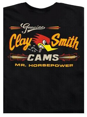 Mr Horsepower Logo : horsepower, Men's, Horsepower, Genuine, Smith, Black, Cotton, T-Shirt, Small-3XL