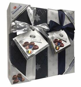 Delafaille Premium Filled Quality Belgian Dark Chocolate - 2 Gift Wrap Boxes 819139004946 | eBay