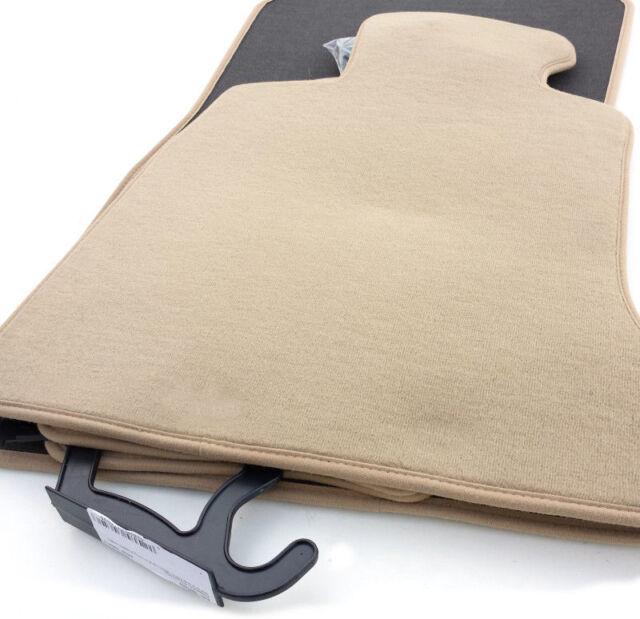tapis de sol bmw serie 3 e90 berline forme origine velours beige 850g m luxe