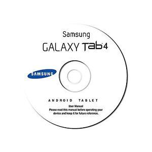 NEW Samsung Galaxy Tablet Tab 4-7.0 (Wi-Fi) (SM-T230) User