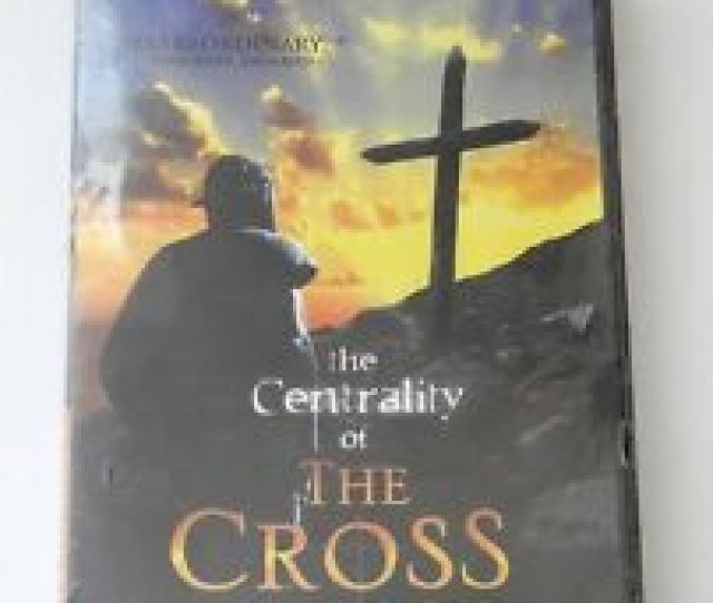 Item 4 The Centrality Of The Cross Dvd 4 Disc Set Mike Atkins Ships In 12 Hours The Centrality Of The Cross Dvd 4 Disc Set Mike Atkins Ships In