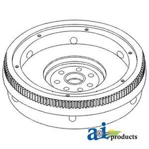 672211C91 Flywheel w/ Ring Gear Fits Case-IH:100,186,1066
