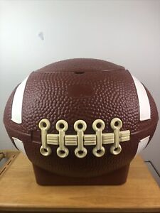 Football Toy Box : football, Vintage, Little, Tikes, Football, Tailgate, Superbowl, Cooler, Party