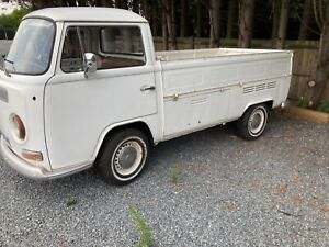 VW T2 project pick up