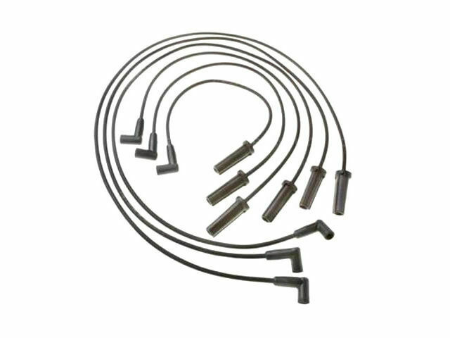 For 2001-2003 Pontiac Bonneville Spark Plug Wire Set SMP