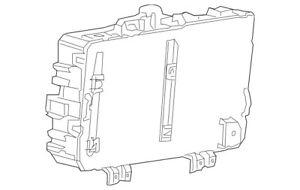 Genuine GM OEM 93191286 Fuse Block 2008-2009 Saturn Astra