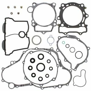 Yamaha WR426F, 2001-2002, Complete Gasket Set with Seals
