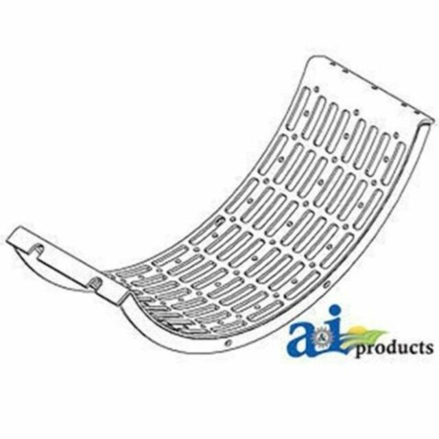 B95334 Grate, Slotted Case-IH Combine: 1440,1460,1470,1640
