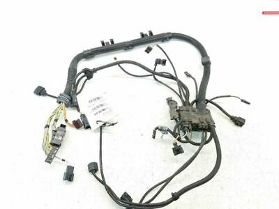 2007 BMW 335i E90 Engine Sensory Harness OEM 12517635393